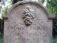 Ludwig Traube, jüdisches Grab..png