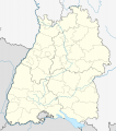 Baden-Württemberg location map.png
