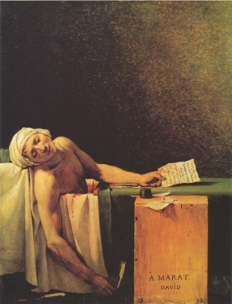 Jacques-Louis David - Der Tod des Marat.jpg