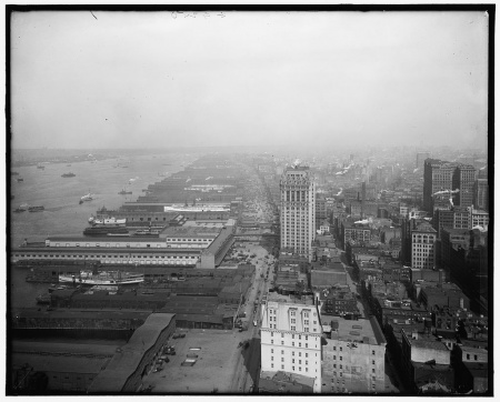 West Street, north from the Battery, New York, N.Y. 4a25597v.jpg